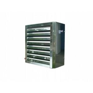 AQUA-INOX 2000 nagrzewnica powietrza wodna