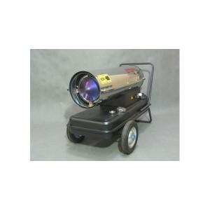 STEEL mobile ML 20 bezwymiennikowa - Nagrzewnica olejowa powietrza