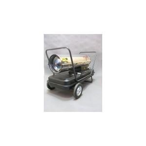 STEEL mobile ML 50 bezwymiennikowa -  Nagrzewnica olejowa powietrza
