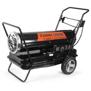 KERONA PROFESSIONAL P5000E-T DUAL 41kW/33kW - Nagrzewnica olejowa bez odprowadzenia spalin