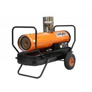 Xaram Energy TK-80ID - Nagrzewnica olejowa z odprowadzeniem spalin