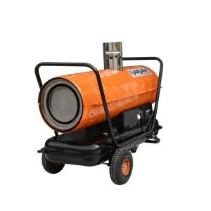 Xaram Energy TK-240ID - Nagrzewnica olejowa z odprowadzeniem spalin