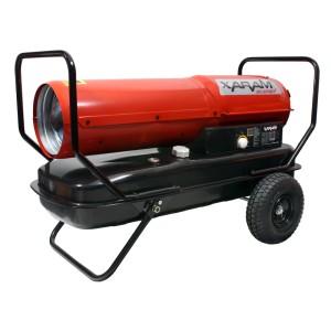 Xaram Energy Z-Fire ZF-70 - Nagrzewnica olejowa bez odprowadzania spalin