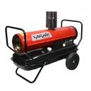 Xaram Energy ZF-80ID - Nagrzewnica olejowa z odprowadzeniem spalin