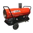 Xaram Energy ZF-170ID - Nagrzewnica olejowa z odprowadzeniem spalin