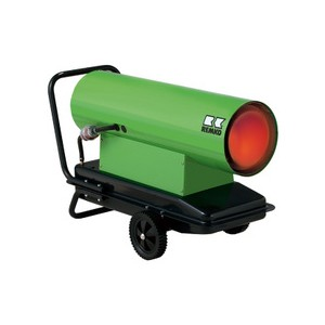 Remko DZH 50 nagrzewnica powietrza olejowa bez odprowadzania spalin